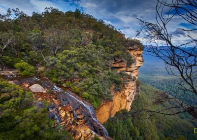 Wentworth Falls - David